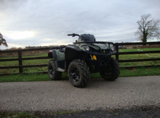 Can-Am Outlander DPS 570 - SOLD