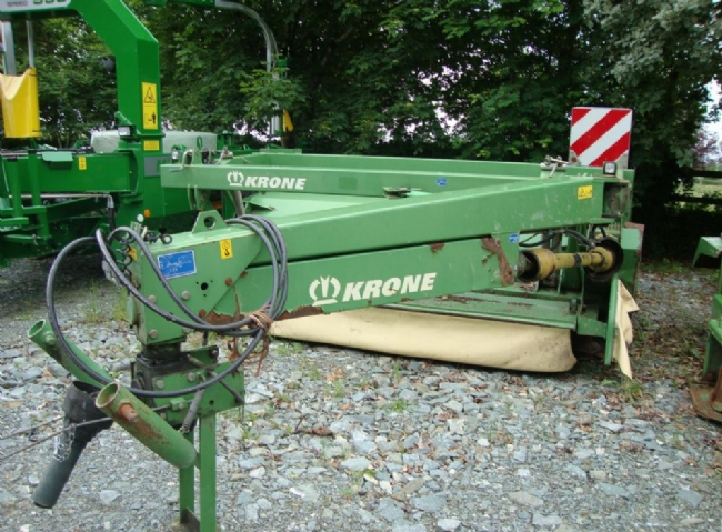 Krone AMT Trailed 323cv mower